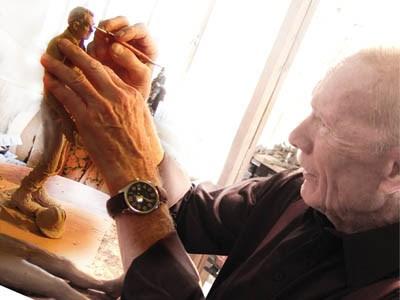 2010 Michael Garman Sculpting