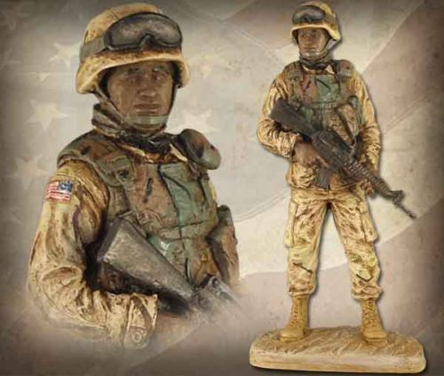 American Soldier AA HP