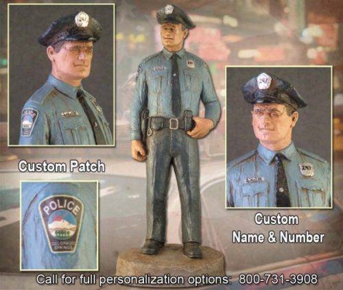 Law & Order - Custom Features