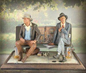 American Moments Sculpture Series