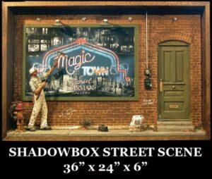 Shadowbox Street Scenes