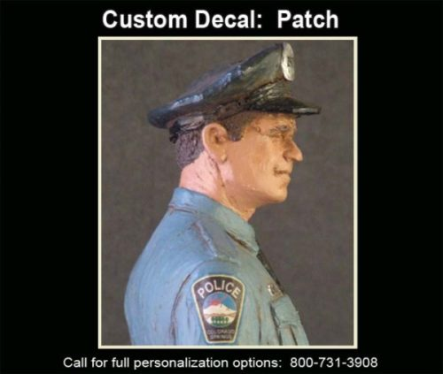 Custom Decal Patch LE