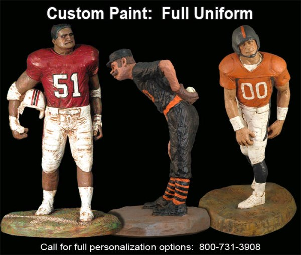 Custom Paint: Full Uniform