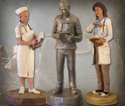 Medical Sculpture Series